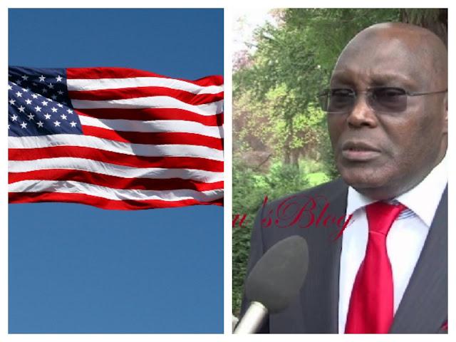 Atiku's American visa status confidential – US