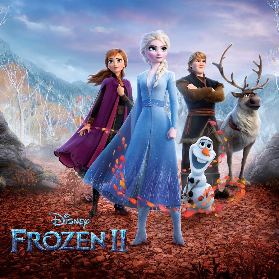 Lirik Lagu OST Frozen 2 Bahasa Malaysia