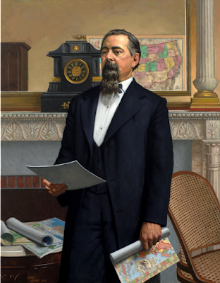 Daniel Greene, Romualdo Pacheco, 2005. Collection of the U.S. House of Representatives