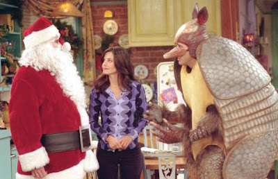 Friends One With The Holiday Armadillo