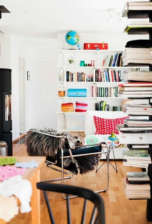 despacho y librerías