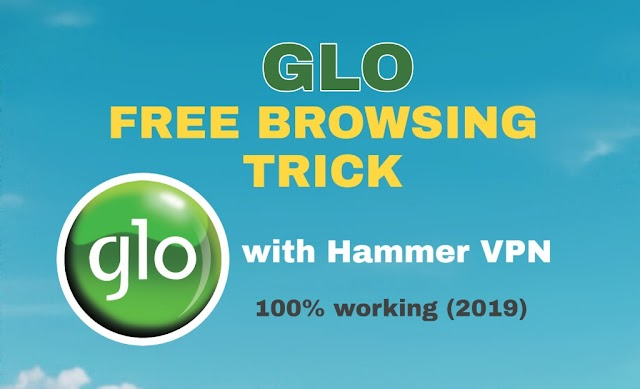 GLO LATEST FREE BROWSING TRICK (2019)