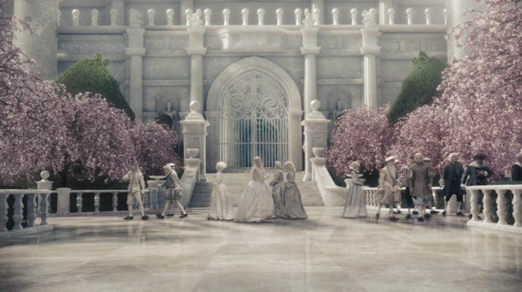 222 230 A Sense Of Place Outside White Queen S Castle