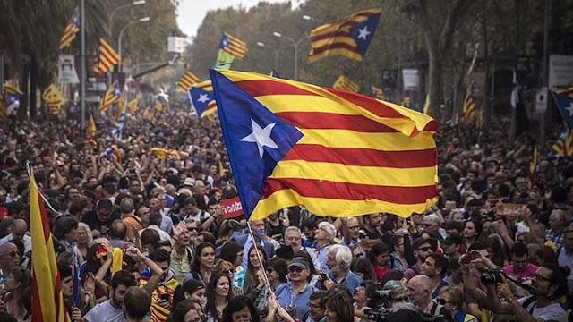 Bendera Catalonia