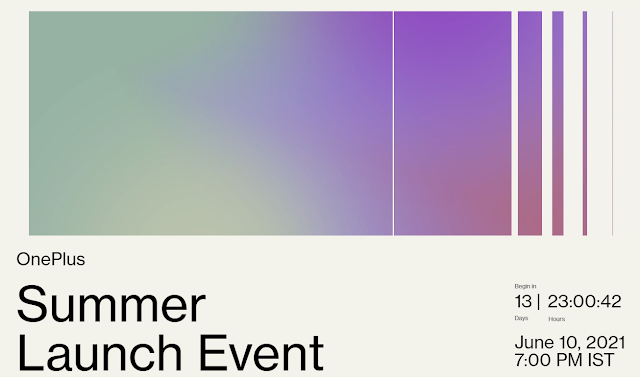OnePlus Summer Launch Event - Launching OnePlus TV U1S and OnePlus Nord CE 5G | TechNeg