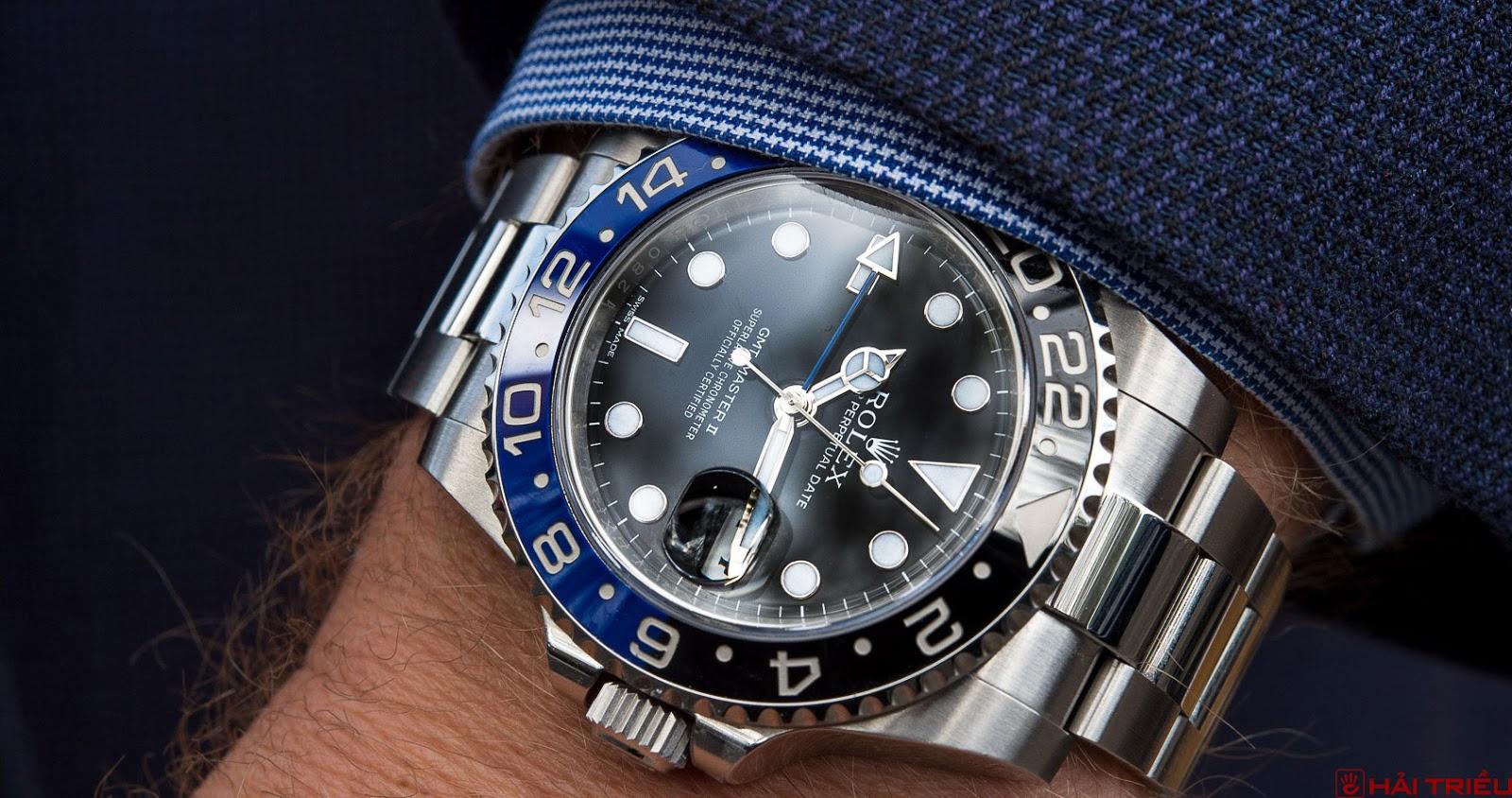 Tìm hiểu 10 thương hiệu đồng hồ nổi tiếng nhất thế giới
