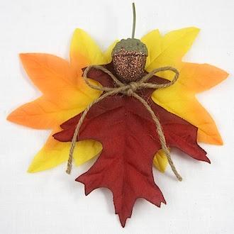 leaf angel
