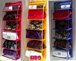 rak gantung plastik untuk tas