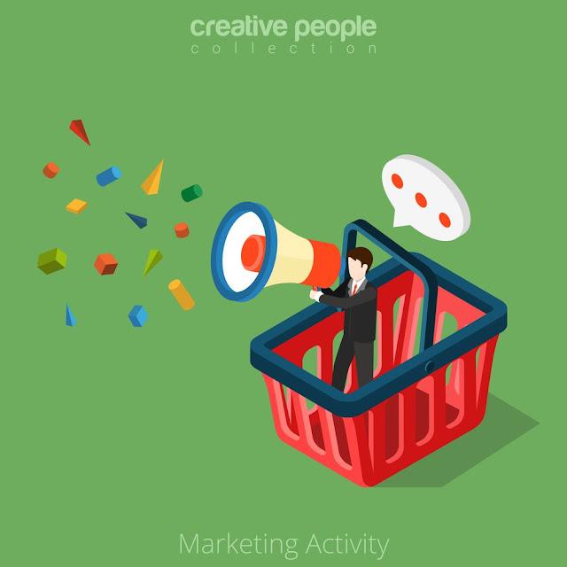 يجب ان تفكر دائما بتجديد النشاط الالكتروني الخاص بك - يمكنك ايضا انشاء اعلانات داخليه في الصفحات التي تقوم بنشرها في وسائل التواصل الاجتماعي