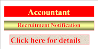 Junior Account Officer/Accountant Jobs in Ministry of Rural Development