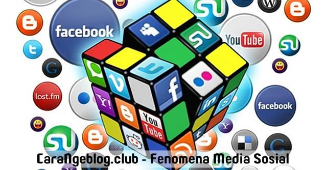 Fenomena Media Sosial, Dampak Media Sosial dalam Kegiatan Blogging