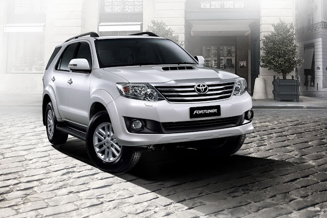 Cars For You By Naayl Humza The Tank Toyota Fortuner 2012