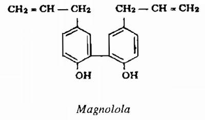 Thành phần hóa học Hậu Phác - Magnolia offcinalis - Nguyên liệu làm thuốc Chữa Bệnh Tiêu Hóa