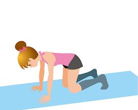 背影年齡瞬減5歲!1動作練核心,大腿小腿一起變瘦