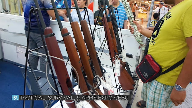 Tactical, Survival, and Arms Expo Cebu 2018