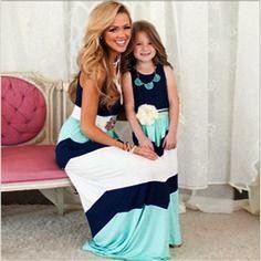 Baju Couple Cantik Ibu dan Anak 200013