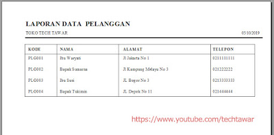 Membuat Aplikasi Penjualan VB .NET Database MySQL - #Part 13