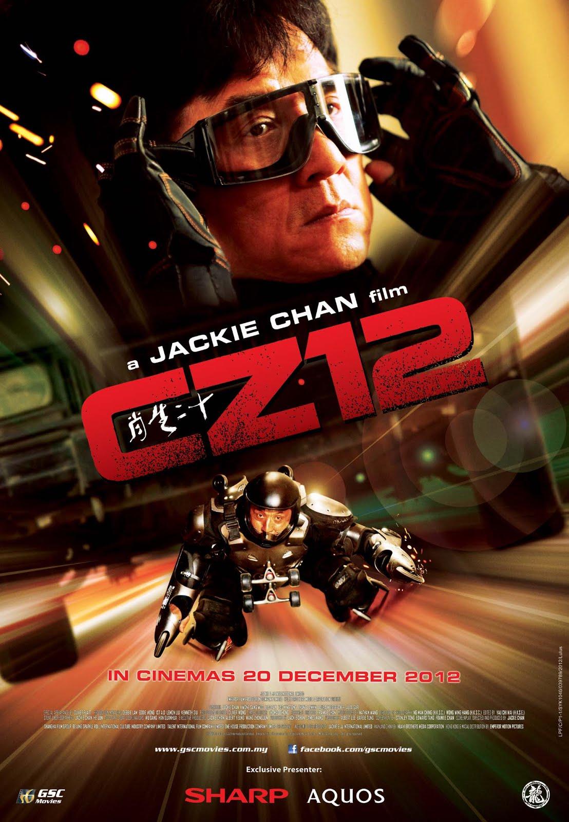 Chinese Zodiac a.k.a CZ12 (HK) | Movie review ...