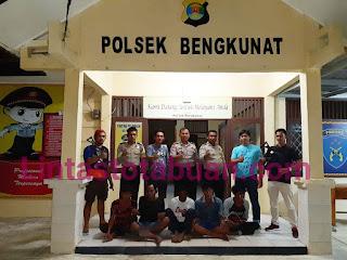 Jajaran Polsek Bengkunat Berhasil Mengungkap Kasus Pencurian Sapi