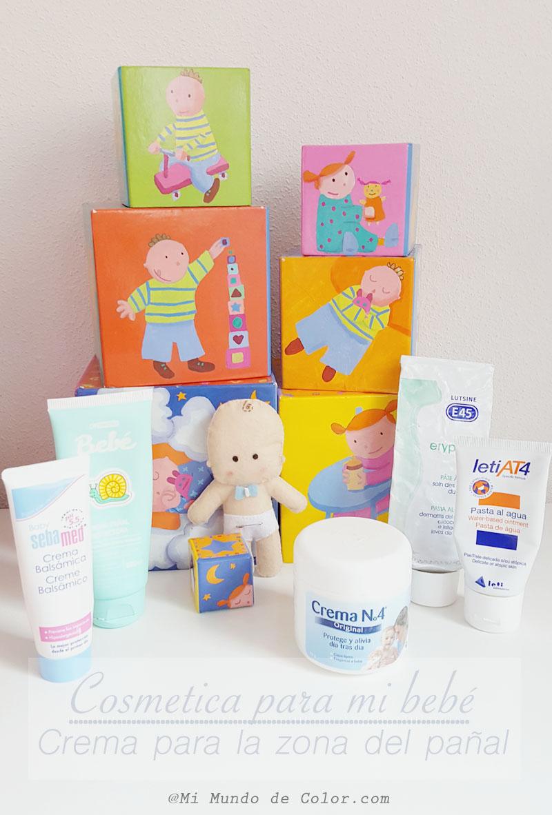 cremas para proteger el culete de nuestros bebés