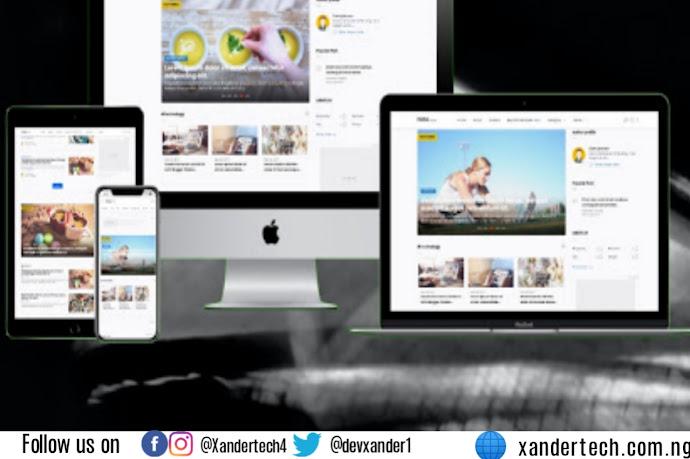 Download Fletro Magazine Premium Blogger Template