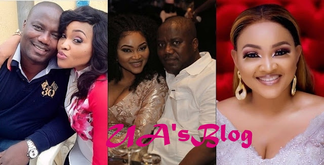 I might go back to my husband- Actress Mercy Aigbe, reveals she has not fully divorced estranged hubby