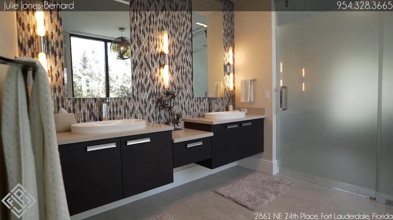65 Interior Design Photos vs. 2861 NE 24th Pl, Fort Lauderdale, FL Luxury Home Tour