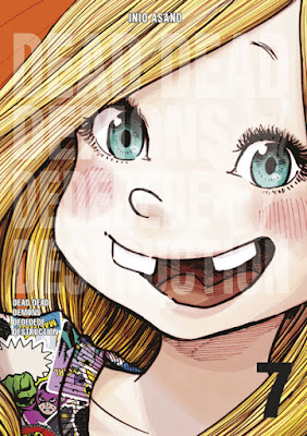 Manga: Review de Dead Dead Demons dededede Destruction Vol.7 de Inio Asano - Norma Editorial