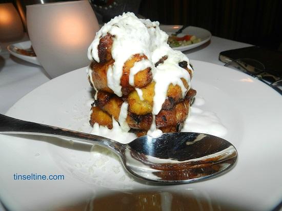 Besito Mexican Restaurant Platanos con Crema
