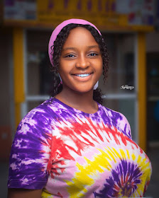 What A Coincidence, Meet Veteran Actor, Jide Kosoko's Last Daughter, Temilade Kosoko Who Resembles Dj Cuppy 24