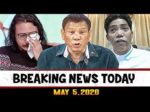 BREAKING NEWS TODAY MAY 5, 2020 PRES DUTERTE l FRANCIS LEO MARCOS l AYALA l PANGILINAN l BARON
