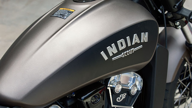 Slick Shift: Indian Scout Bobber Review