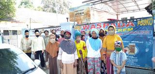 Program BPNT Tak Cair Warga Desa Sombo Ngluruk Kandinsos Lumajang