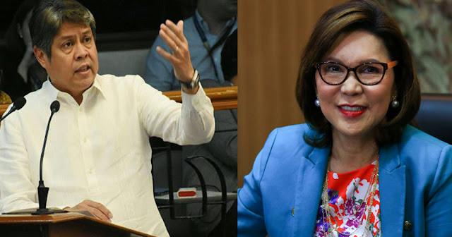 Sen. Kiko giniit na imbestigahan ng Ombudsman si Sec.Wanda sa issue ng P60-M na advertising contract.