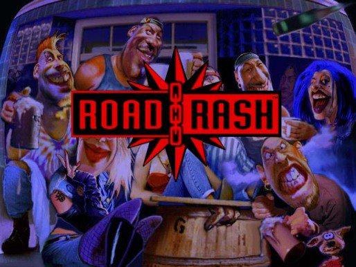 لعبة رود راش Road Rash