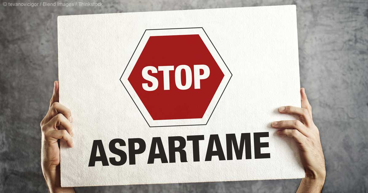 Health Tips: Stop aspartame
