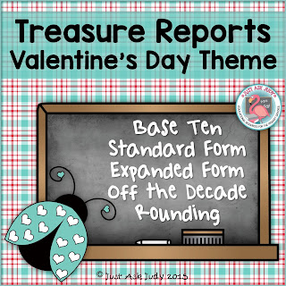 This is a FREE and fabulous Valentine's Day place value activity, perfect for first and second graders.