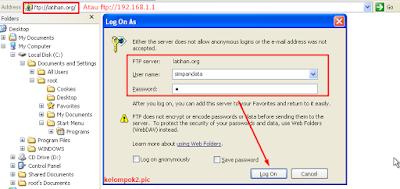 Tutorial Cara Konfigurasi FTP Server di Debian 8 untuk Transfer Data