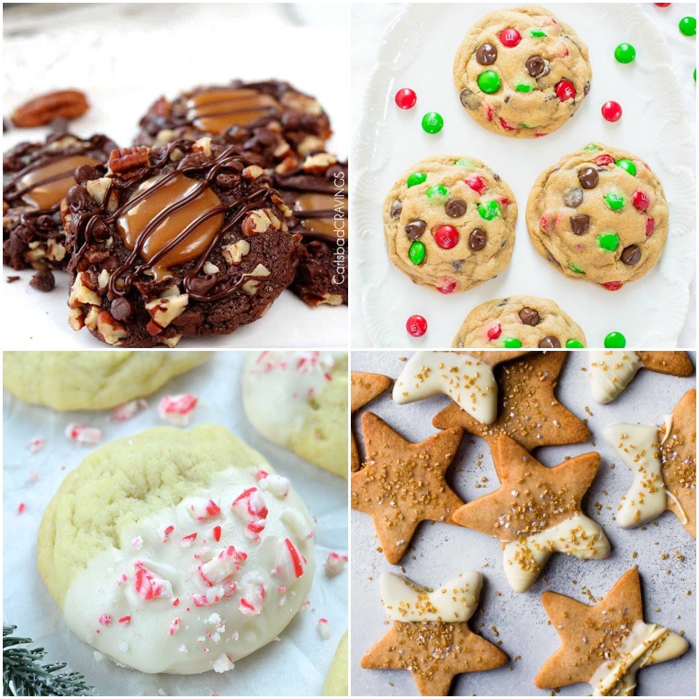 20 Christmas Cookie Recipes By Pink: 20 Of The Most Delightful Christmas Cookies To Bake This