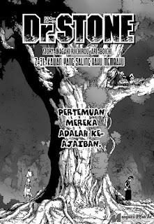 Dr. Stone Chapter 31 Bahasa Indonesia