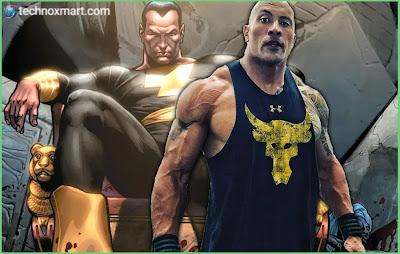 Black Adam By DC CastsAldis Hodge As Hawkman In Cast