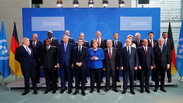 Είναι η Λιβύη κληρονομιά της Merkel;