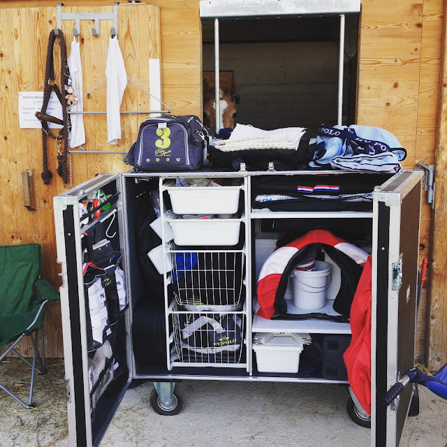 2017 Projects' Review: The Tack Locker