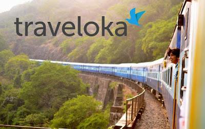 Naik Kereta #JadiBisa Nyaman dengan Traveloka