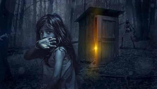 في ظلام الليل
