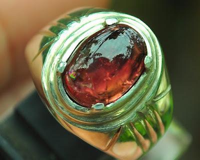 red tourmaline