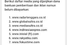 Gegara Ini!!, Pimpinan Redaksi Wargata.com Berang