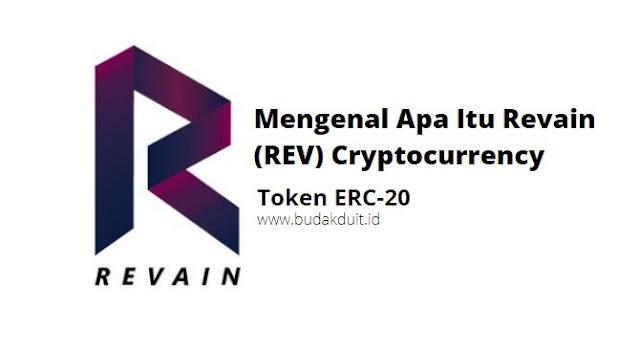 Gambar Logo Revain (REV) Cryptocurrency