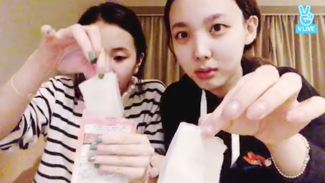 Biore Nayeon Chaeyoung