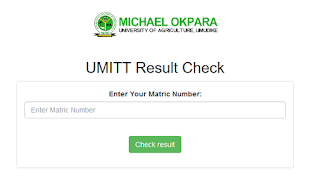 MOUAU UMITT Result 2018/2019 [Final Year Graduating Students]